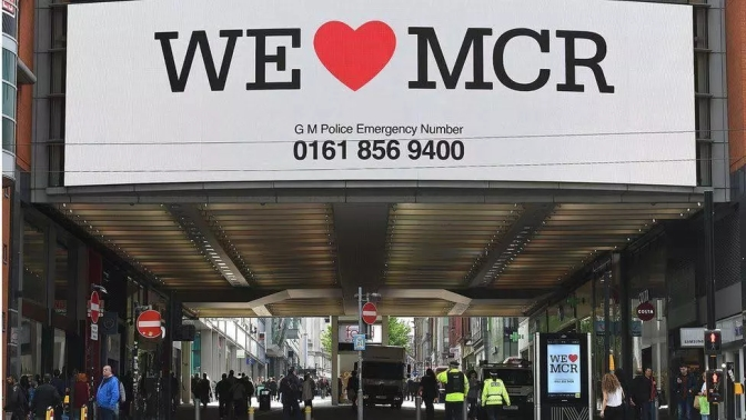 For Manchester (Love)